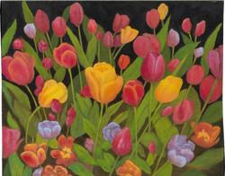 Linda Amundsen - Tulips