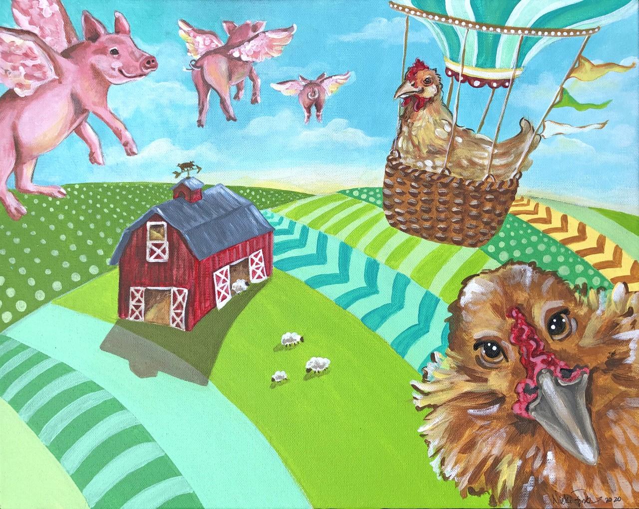 Nicki Forde - Funny Farm
