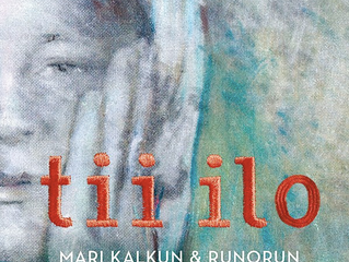 "Mari Kalkun & Runorun´s album ""Tii ilo"" nominated for one of the best ethno/folk music"