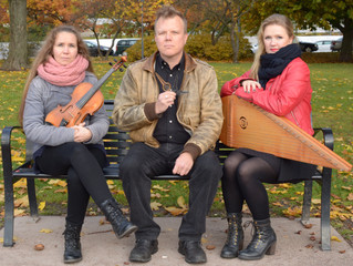 Touring in Switzerland with Tapani Varis Collective