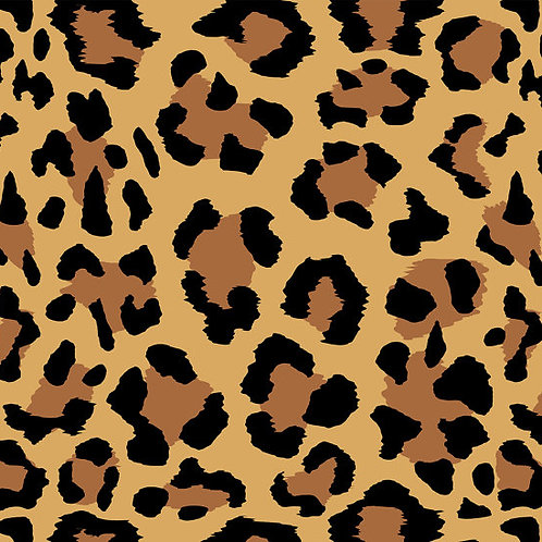 Leopard Craft Vinyl