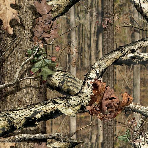 Woods Camo Vinyl
