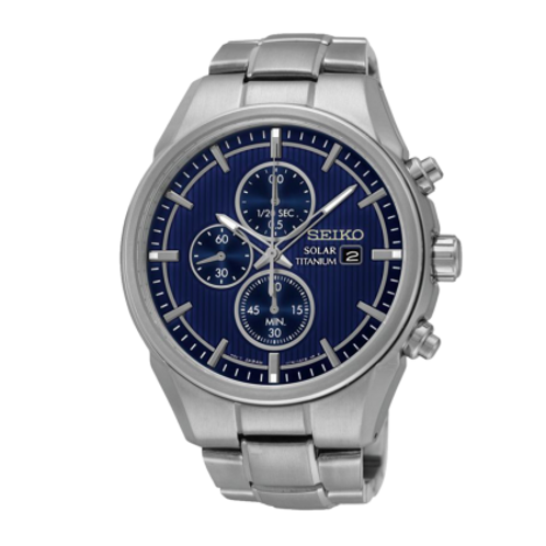Seiko Sport chrono solaire SSC365P1