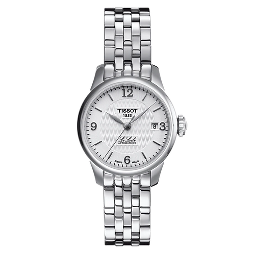 T41.1.183.34  TISSOT LE LOCLE AUTOMATIC SMALL LADY (25.30)