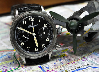 Chronograph Breguet Type XX