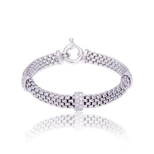 Bracelet en argent Treviso Ref. BR134113