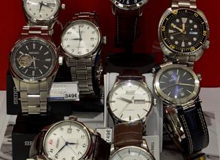 Belle sélection de montres automatiques