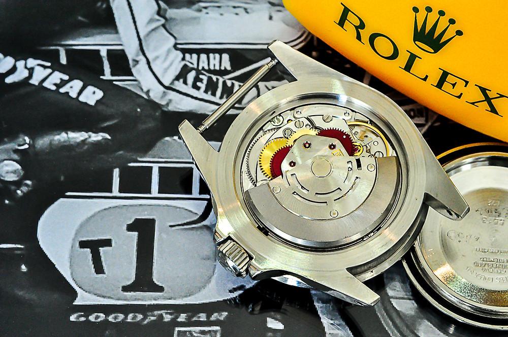 Mouvement Rolex 1530