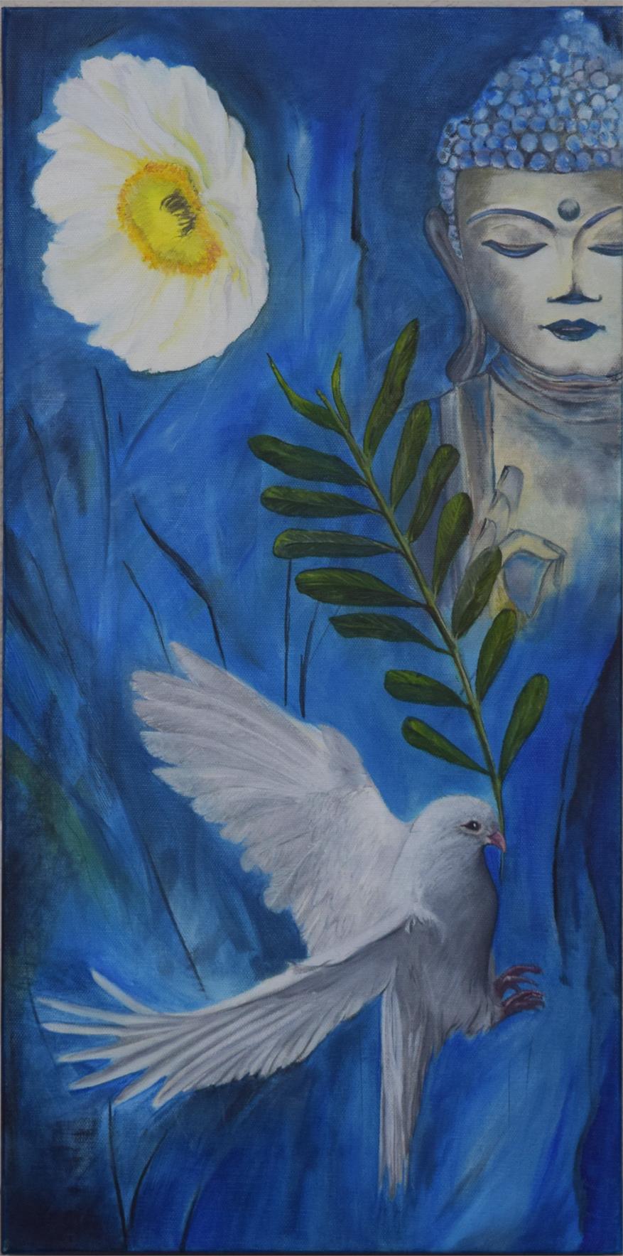 Peace ( Hidden Symbols)