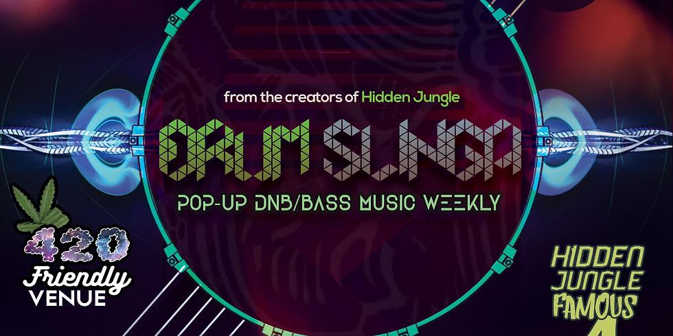 DrumSlinga Pop-up DnB Showcase