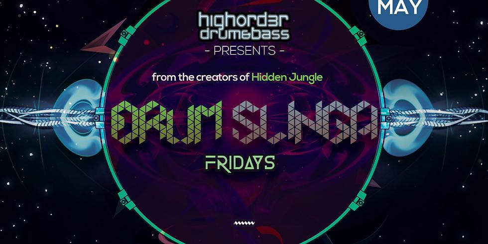 DrumSlinga Fridays