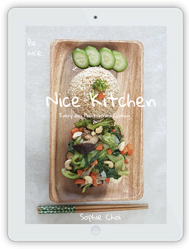 Nice Kitchen _ Plant based ebook _ Sophi