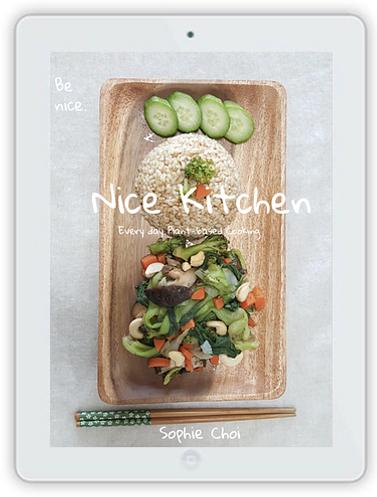 Nice Kitchen _ Plant based ebook _ Sophi