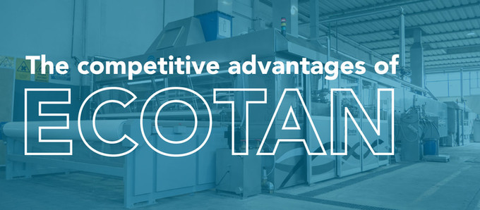 Ecotan: The competitive advantages of our finishing line