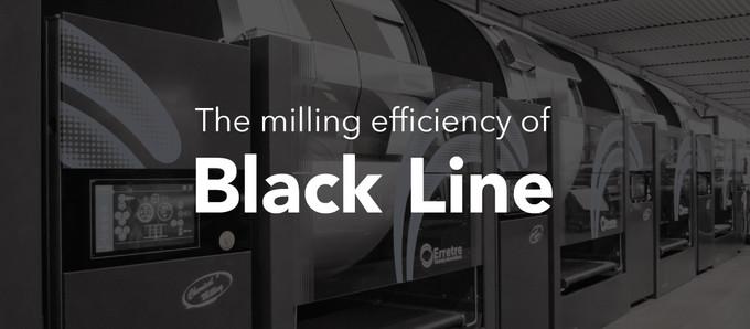 Black Line: Efficient milling