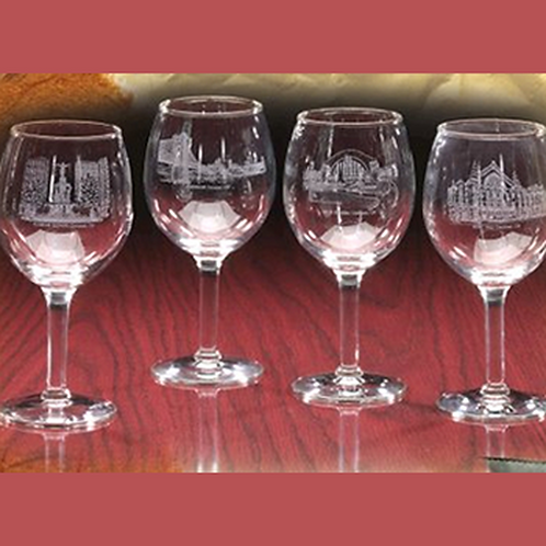 CINCY WINE GLASSES