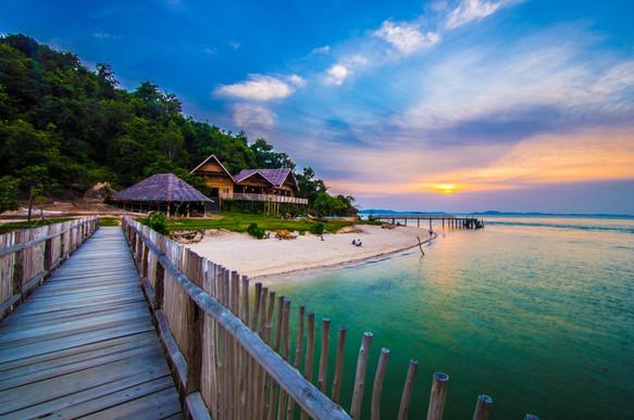 Indonesian Island Paradise