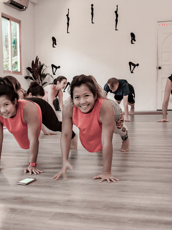 Fit & Flow in Yangon