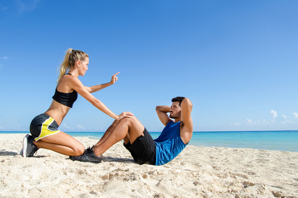 Partner and group exercises to keep you motivated