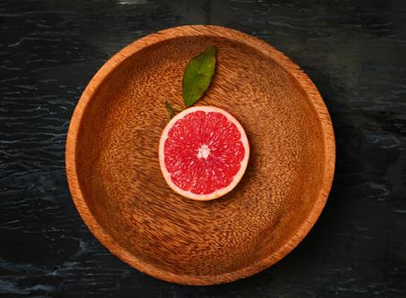 Pink Grapefruit Ginger Smoothie