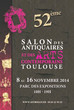Salon des antiquaires de Toulouse - Novembre 2014