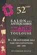 Salon des antiquaires de Toulouse - Novembre 2014