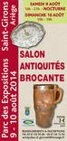 Salon des antiquaires de St Girons - 2014