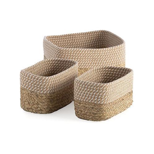 LG Natural Organizing Basket
