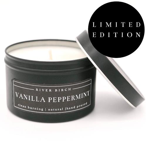 8oz Vanilla Peppermint