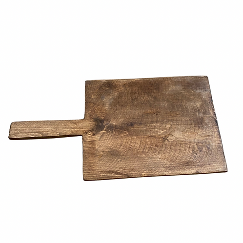 Square Wooden Bread Board