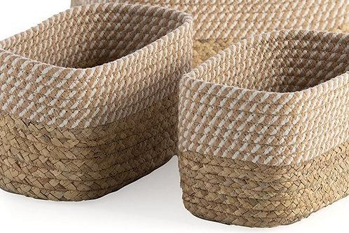 SM Natural Organizing Basket