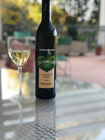 Local Wine Maker Strauss