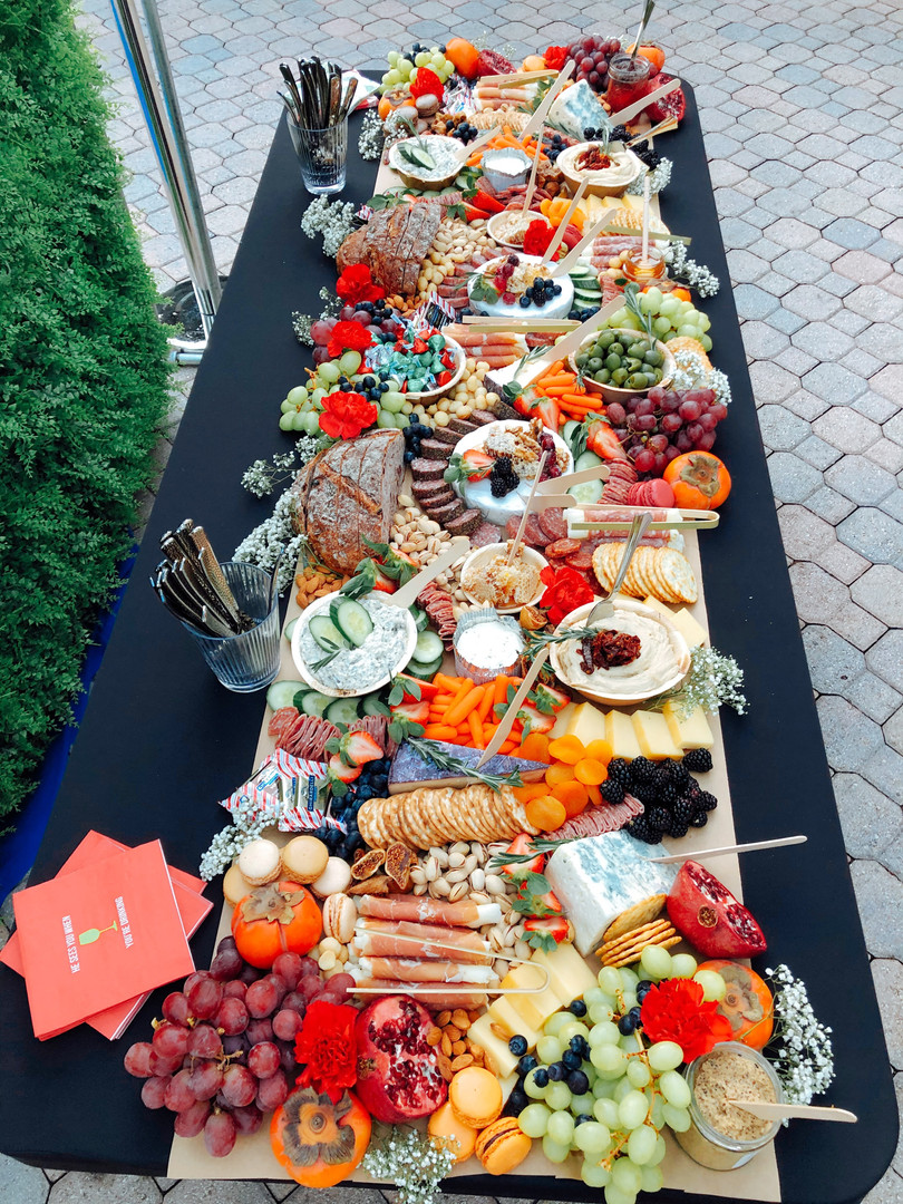Holiday Grazing Table