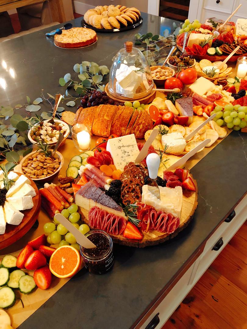 Naples Grazing Table