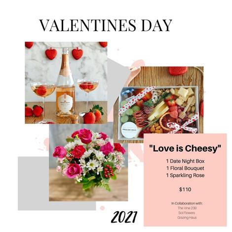Love is Cheesy