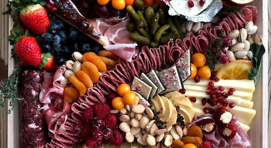Medium Cheese Platter