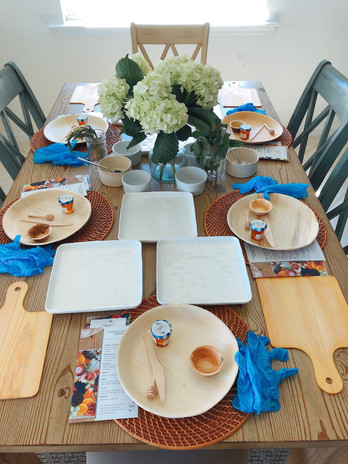 Tablescaping for DIY