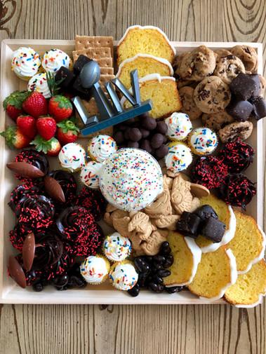 Dessert x Grazing Haus