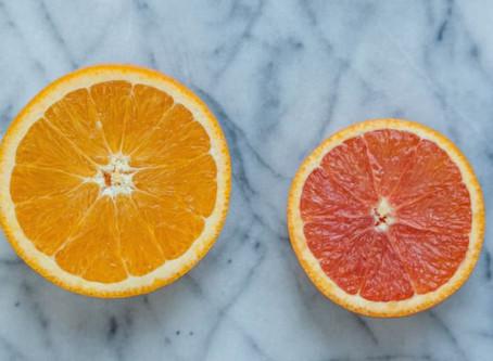 Delicious Orange Margaritas