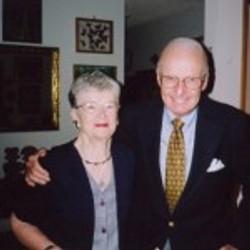 June & Richard Blom, Sr