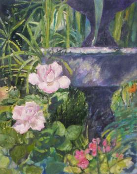 Il giardino di Romana