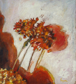 I fiori di Bruna e la loro ombra - Collezione privata