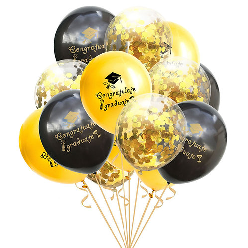 Graduation balloon畢業系列氦氣球