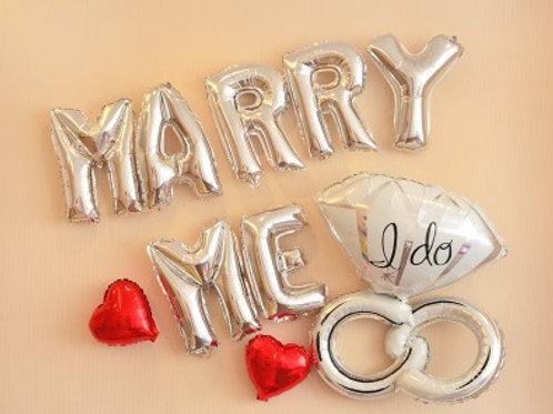 求婚Marry Me套餐A