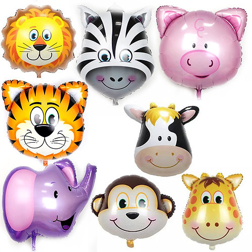 動物氣球animals balloons