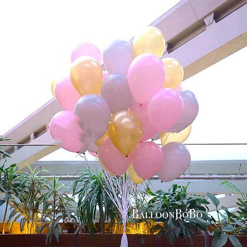 珠光氦氣球