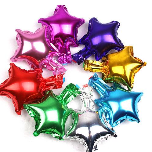 鋁膜星星氣球