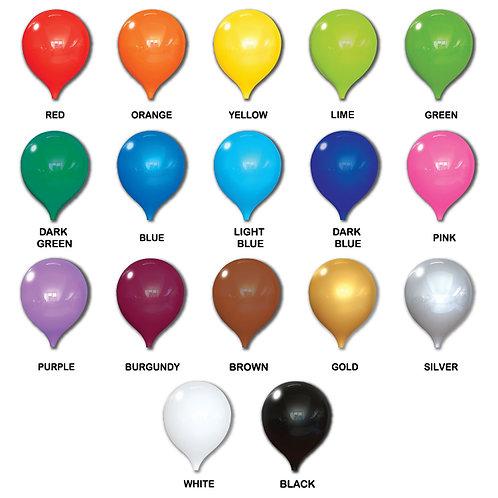10寸氣球