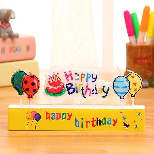 Happy Birthday Candle(3)