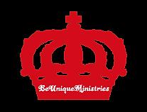 BeUnique Ministries Logo google forms.pn